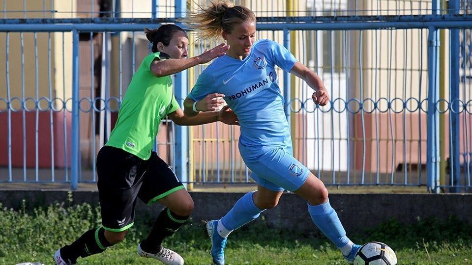 Simple Női Liga: TV-közvetítés miatt két nappal korábban játszunk a Haladás-Viktória FC ellen
