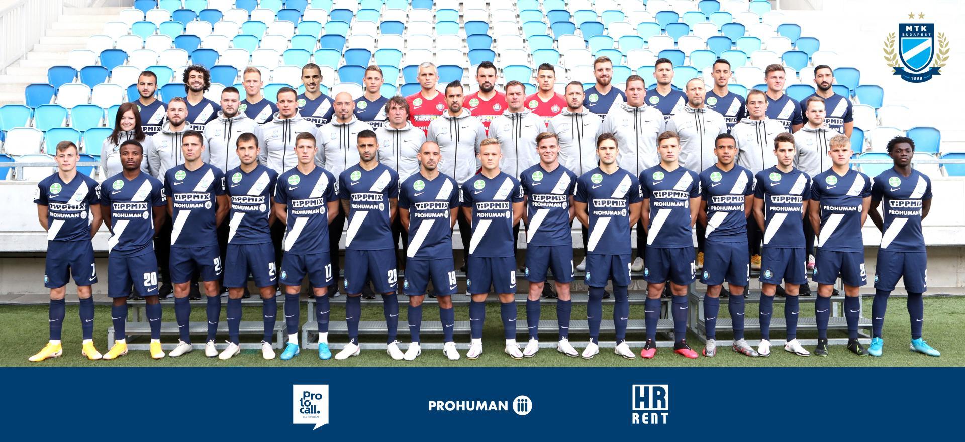 Letölthető a 2020/21-es szezon hivatalos csapatképe