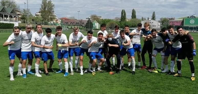 U17: Győzelem a Népligetben