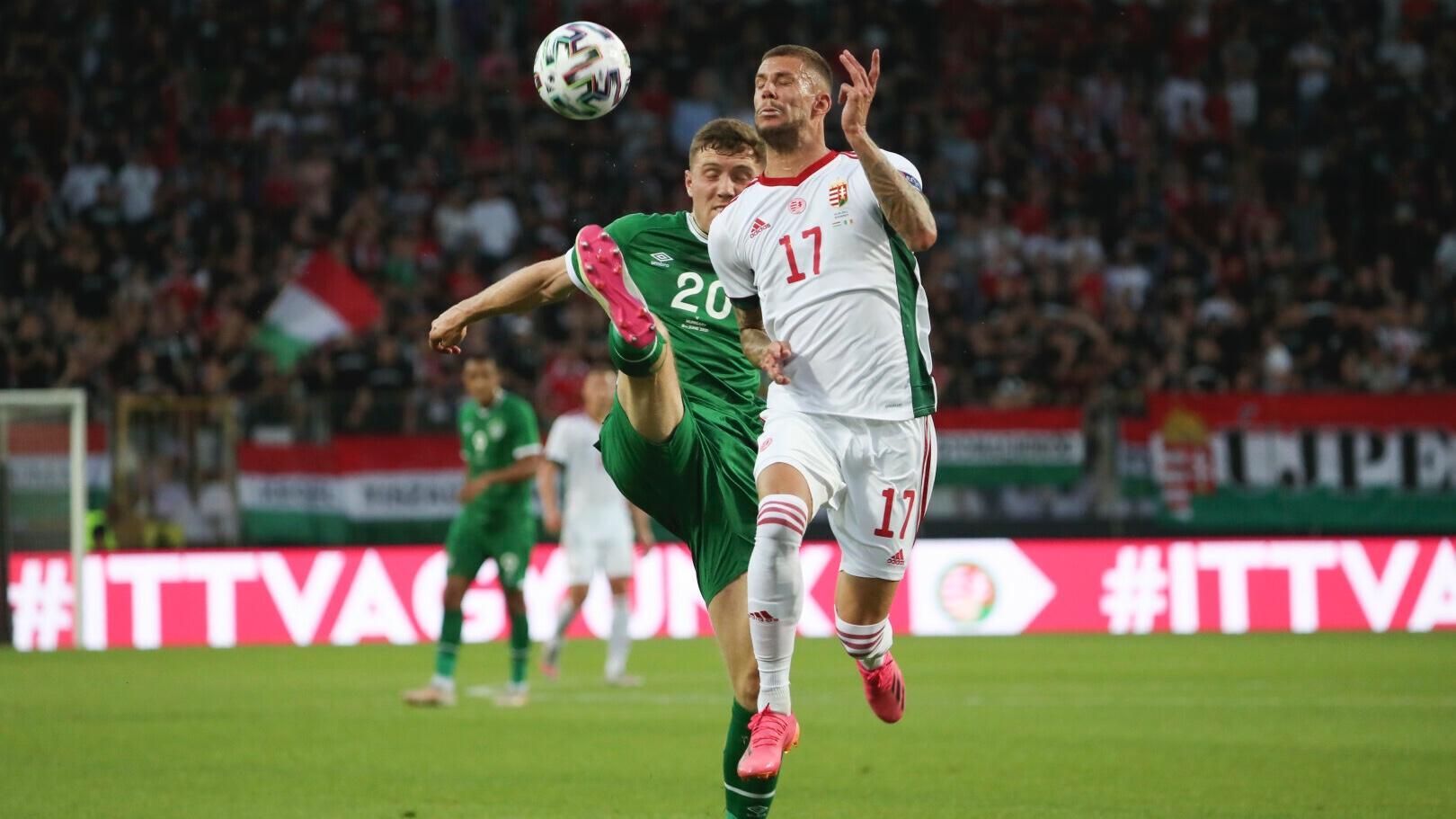 Varga kezdő volt, Schön debütált a válogatottban