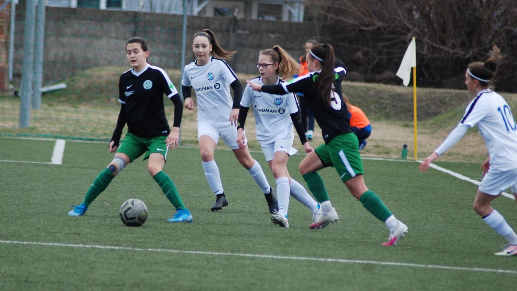 U16: Az FC Hatvan ellen játszottunk