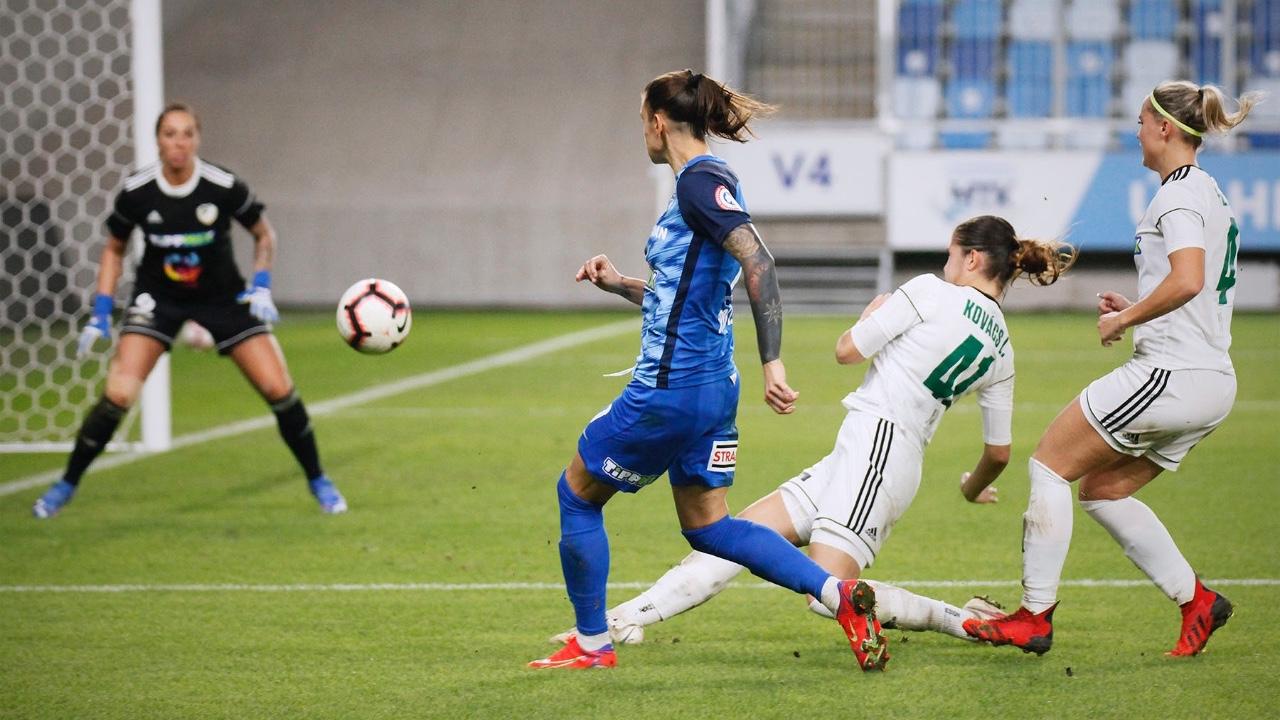 Összefoglaló: MTK Budapest - ETO FC Győr 2-2 (Videó)