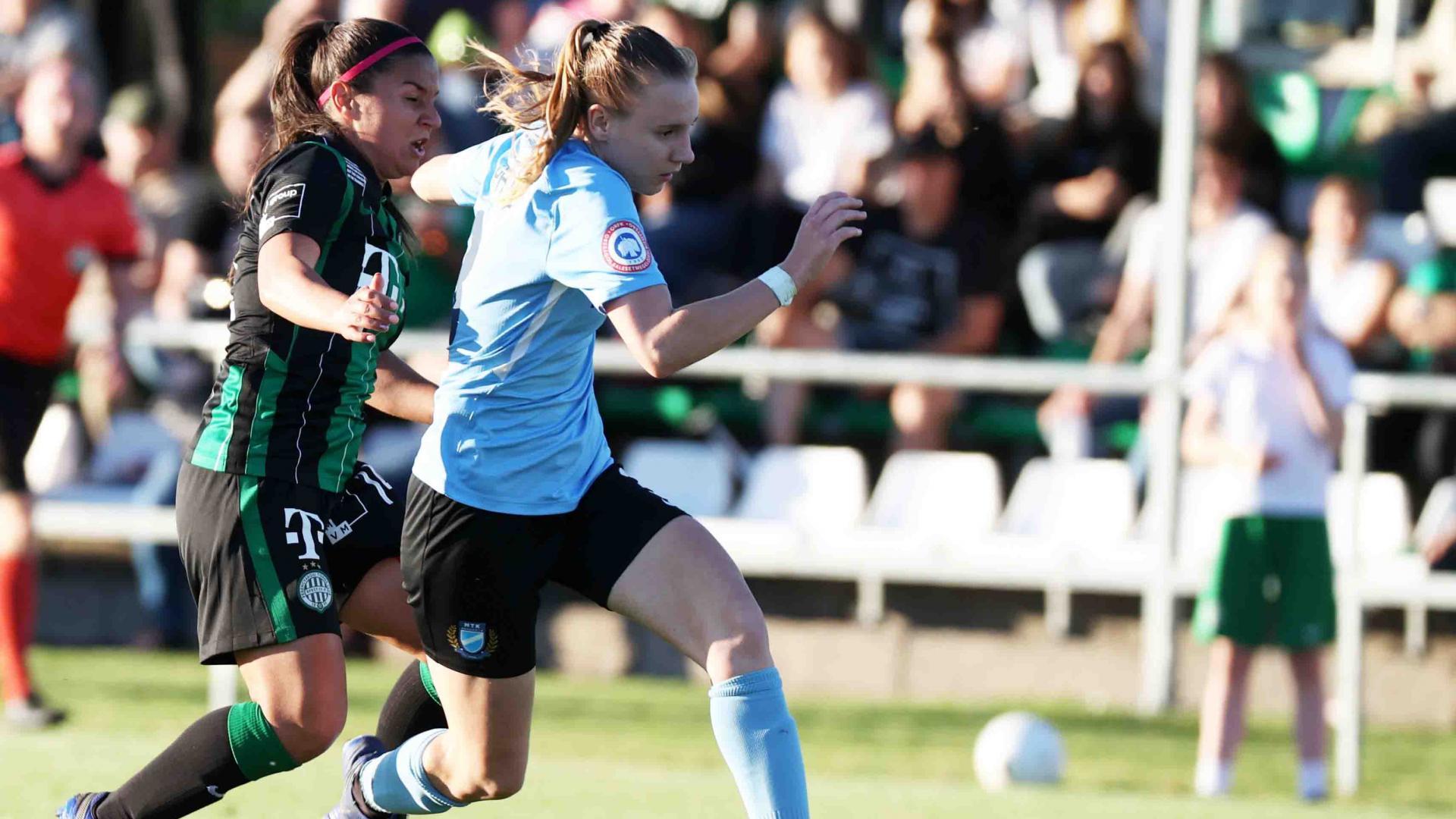 Képgaléria: FTC-Telekom - MTK Hungária FC 3-2