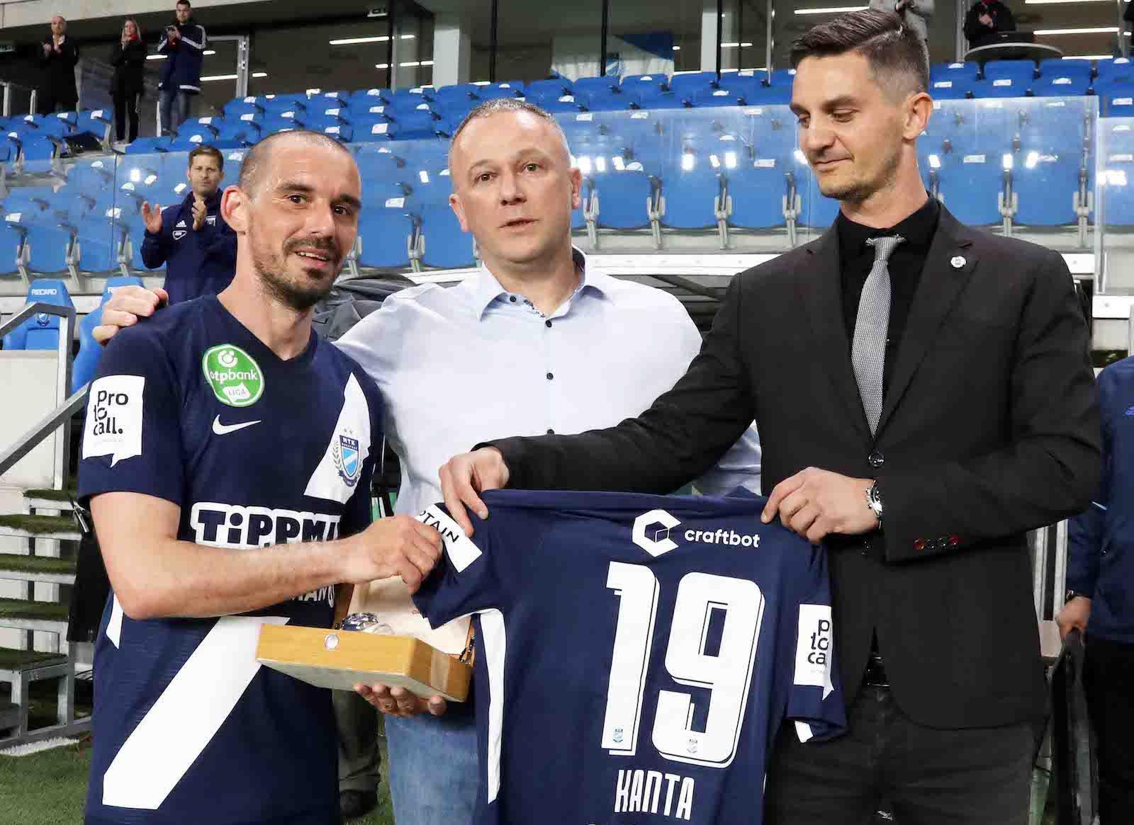 A közös történet folytatódik: Kanta József lesz NB III-as csapatunk vezetőedzője