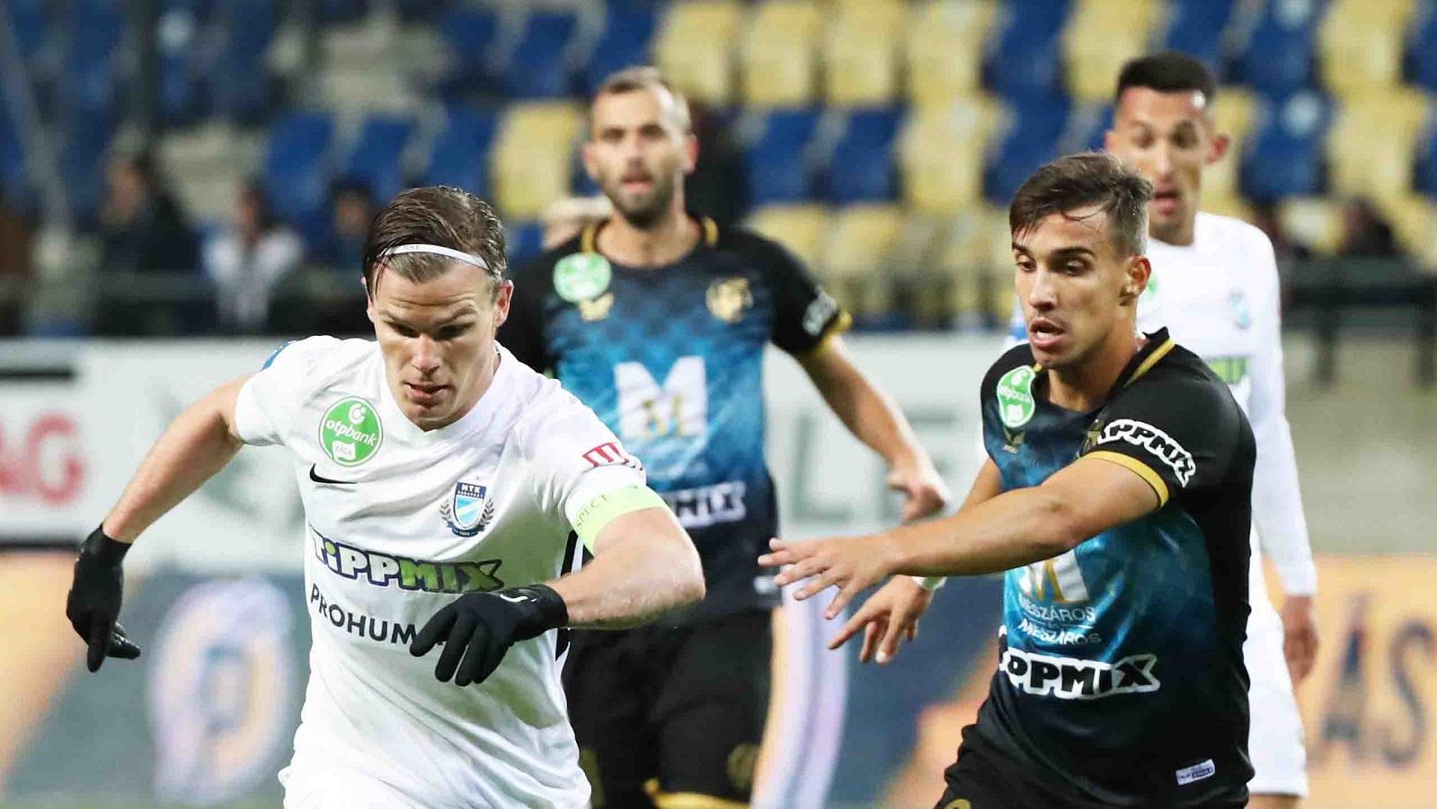 Puskás Akadémia FC - MTK Budapest 0-3 (0-2) összefoglaló