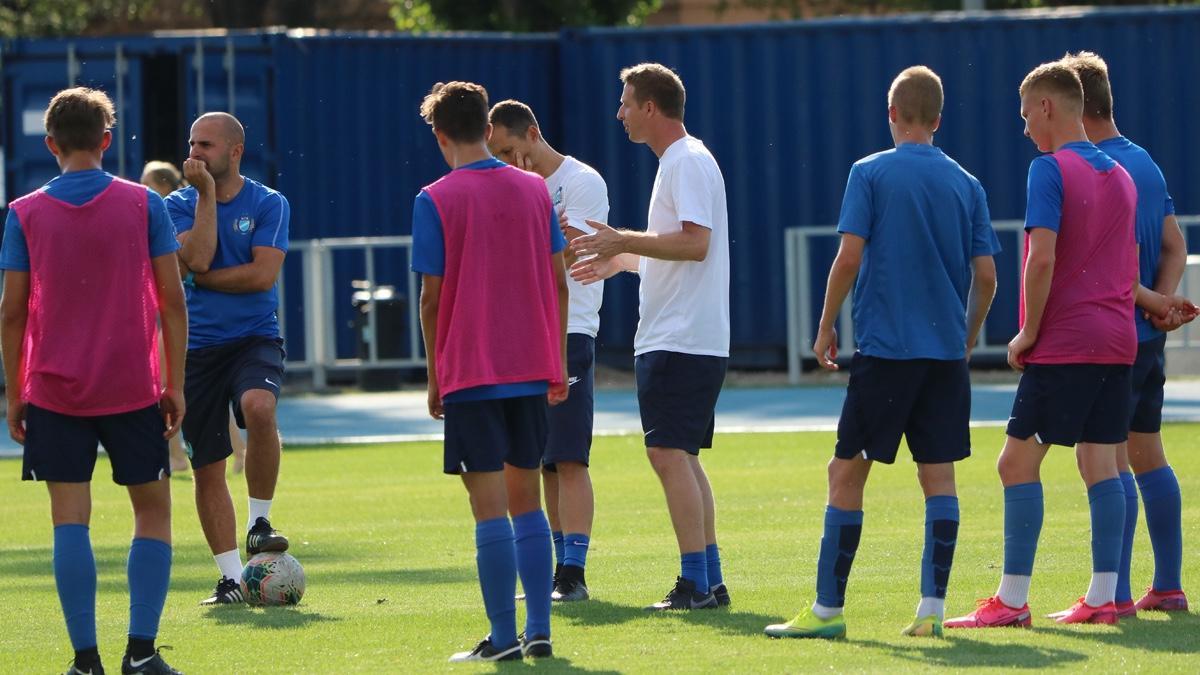 Lipóti edzőtáborban készül a tavaszi folytatásra az U16 és az U15