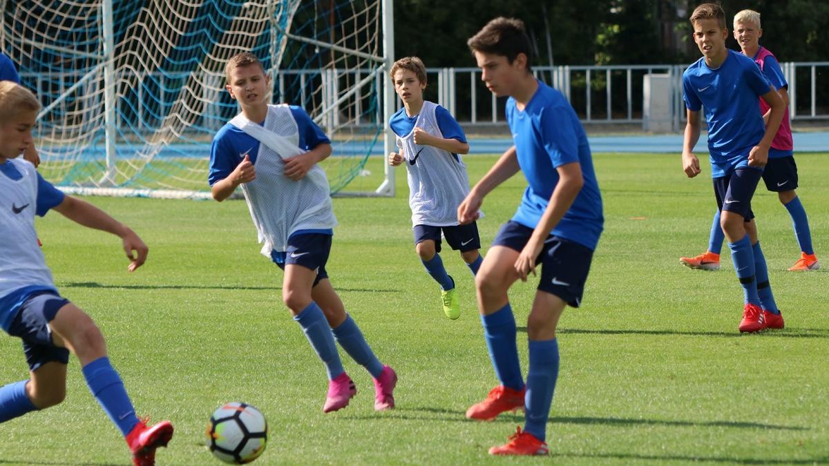 U15: Háromgólos siker a bajnoki főpróbán