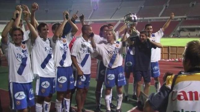 Ezen a napon lett csapatunk először a Magyar Szuperkupa győztese