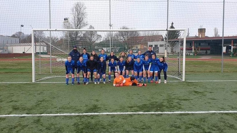 U19: Kilenc gólt szerezve győzelem az évzárón