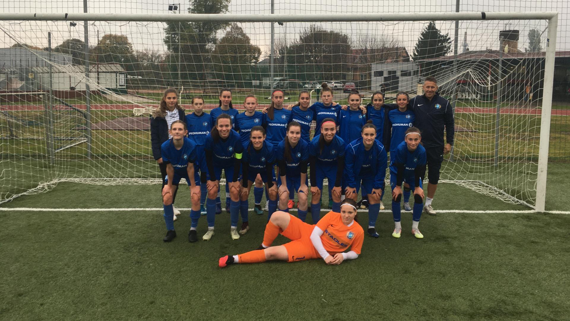 U19: Felcsúton szakadt meg a győzelmi sorozatunk