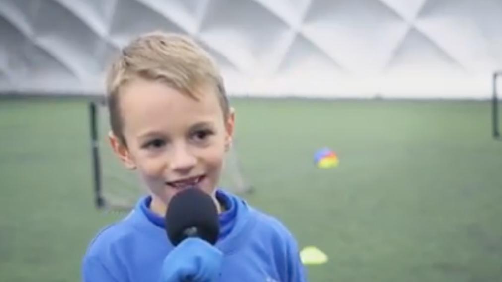 """Riport: """"Örökké szeretnék itt játszani"""" (Videó)"""