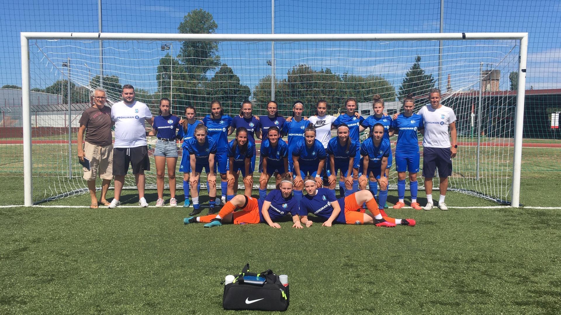 U19: Tizenhárom gólig meg sem álltunk az FC Hatvan ellen