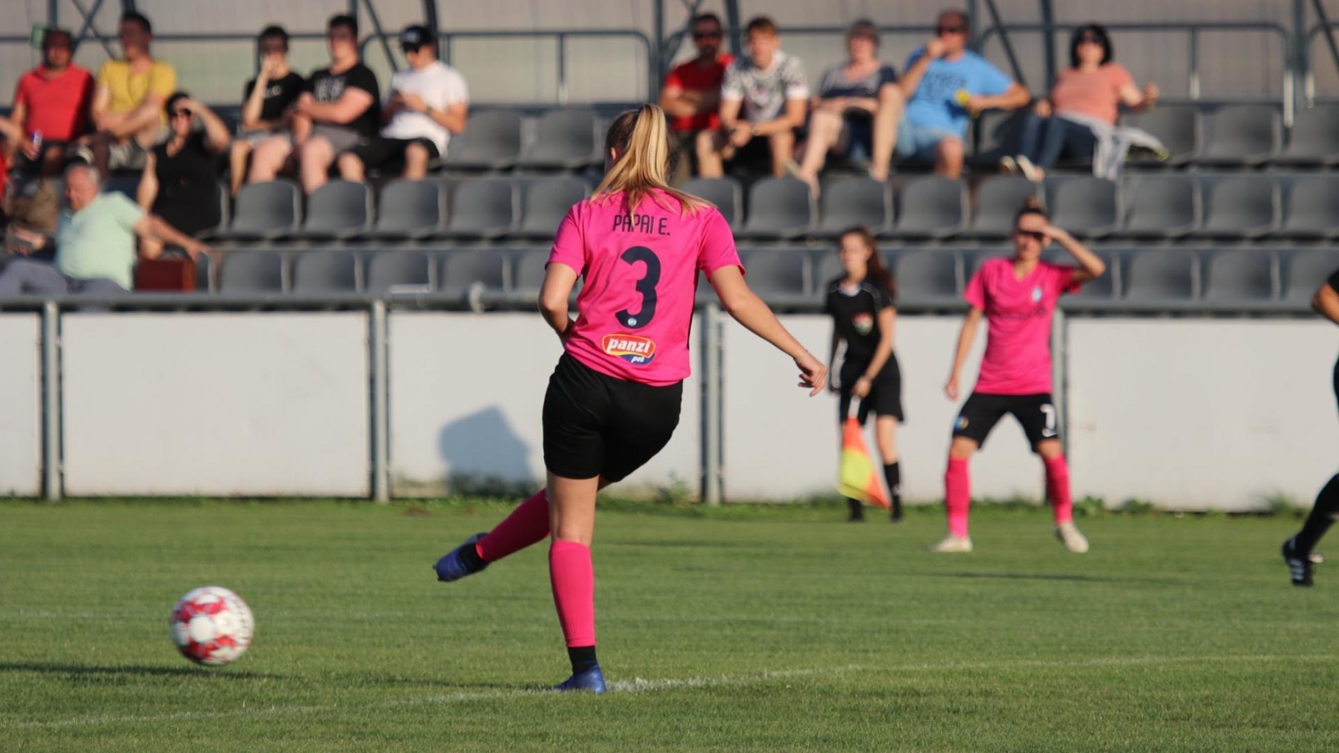 Összefoglaló: MTK Hungária FC-KÉSZ-St. Mihály FC 6-0 (4-0) (Videó)