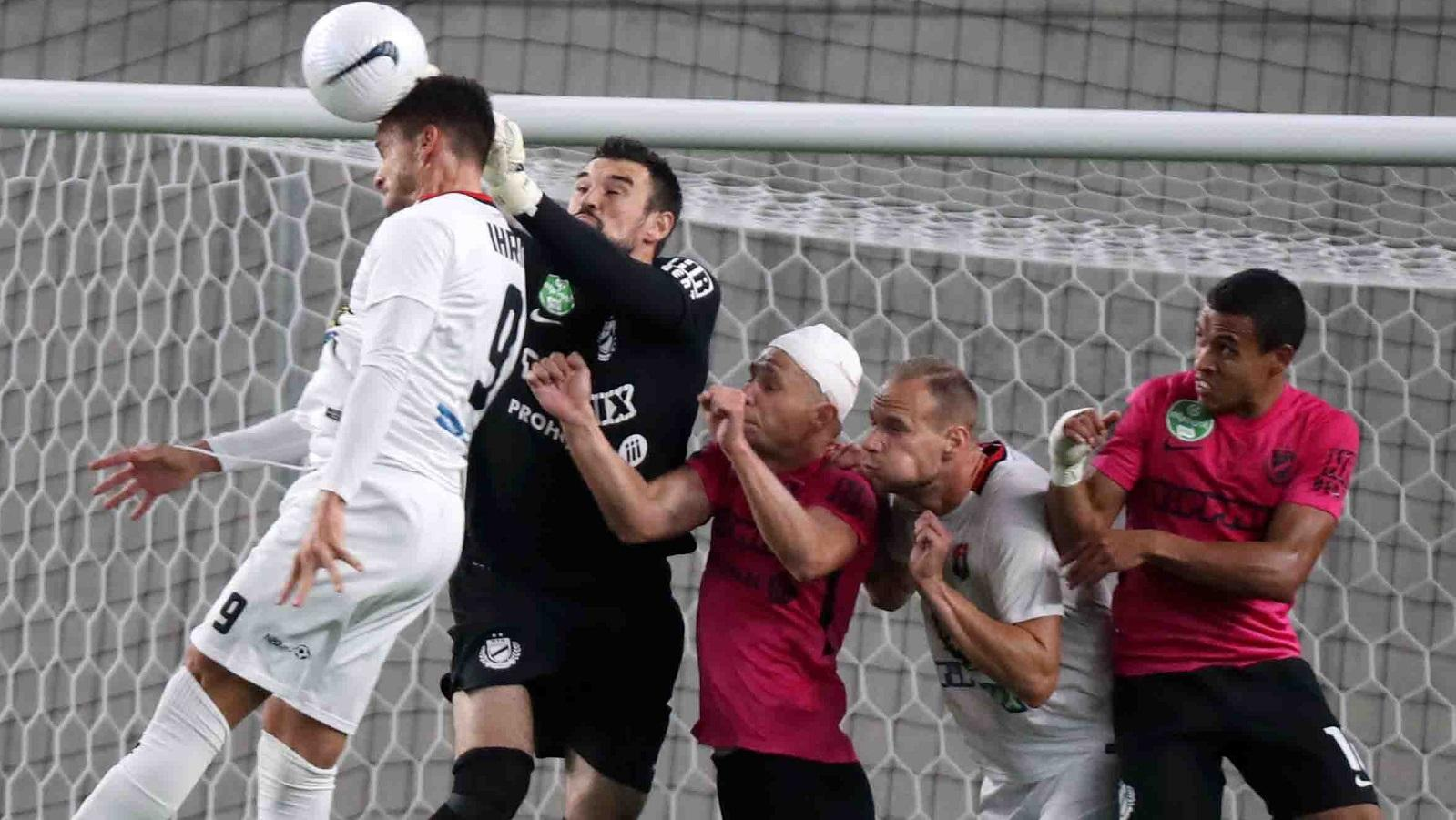 Képgaléria: MTK Budapest - Budafoki MTE 1-2 (0-1)