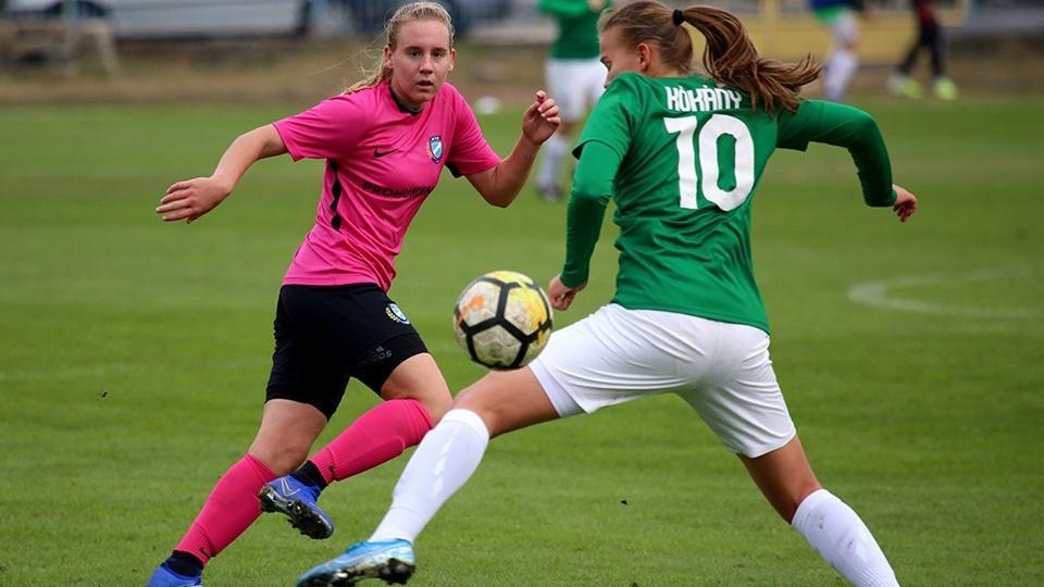 Simple Női Liga: Hárman debütáltak, ötgólos siker a Kelen SC ellen