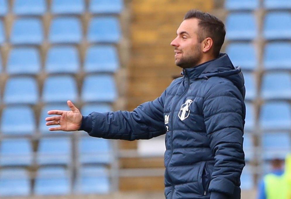 """Új vezetőedző az U19-es csapat élén - """"Óriási kihívás, megtiszteltetés és felelősség ez számomra"""""""