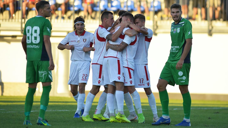 Kölcsönfigyelő: Varga bravúrokkal debütált, Kapronczai és Tóth gólt lőtt a hétközi fordulóban