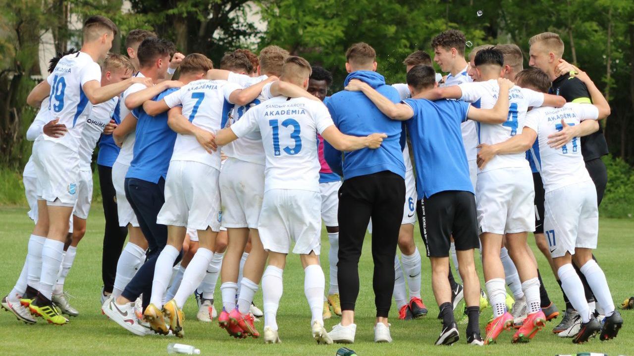 Riport: Így lett bajnok U19-es csapatunk (Videó)