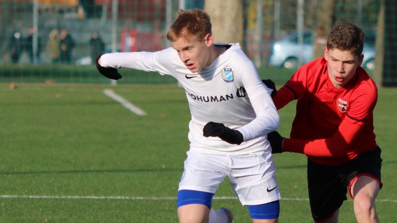 U15: Az ETO FC Győr vendégei voltunk