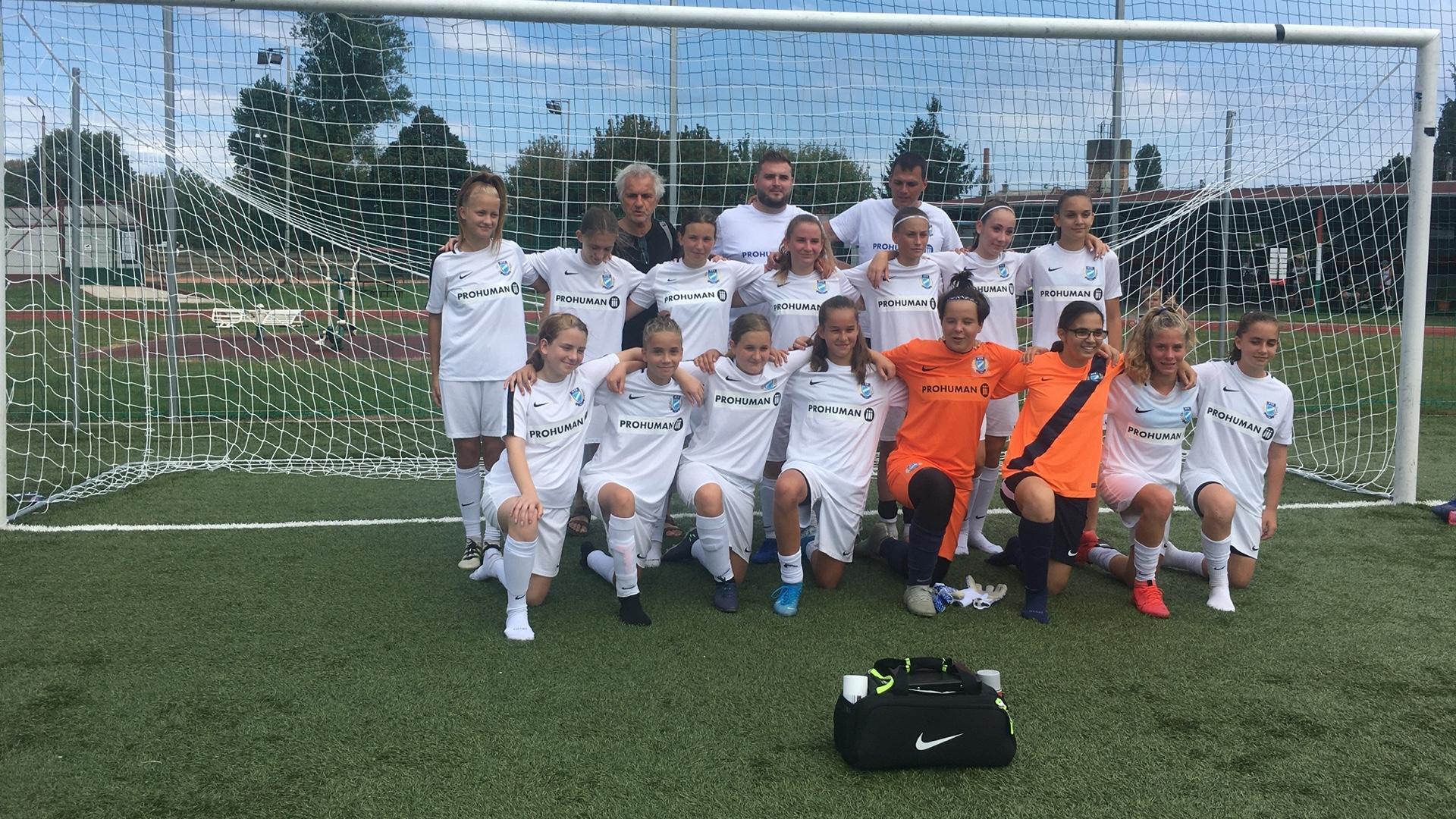 U16: Négygólos meccsen döntetlen Győrben