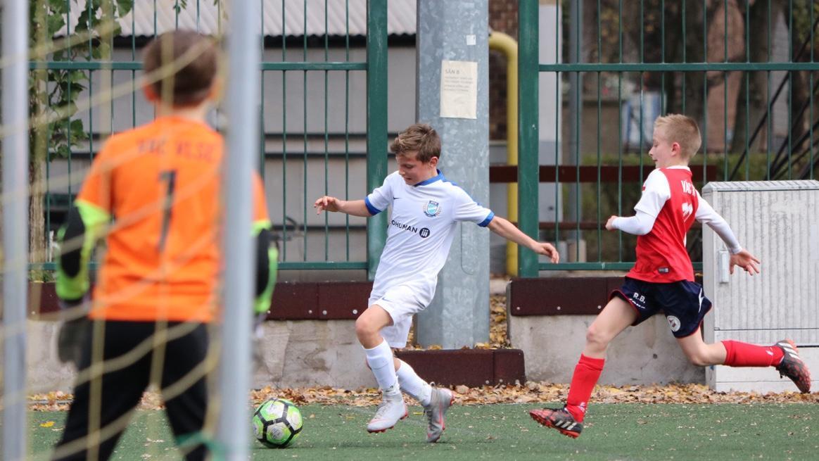 U13: Az ETO FC Győr és a DVTK ellen játszottunk (Videó)