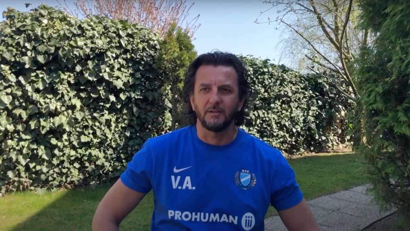 Varga Attila: Remek döntést hoztam, nagyon élvezem a munkát a csapattal