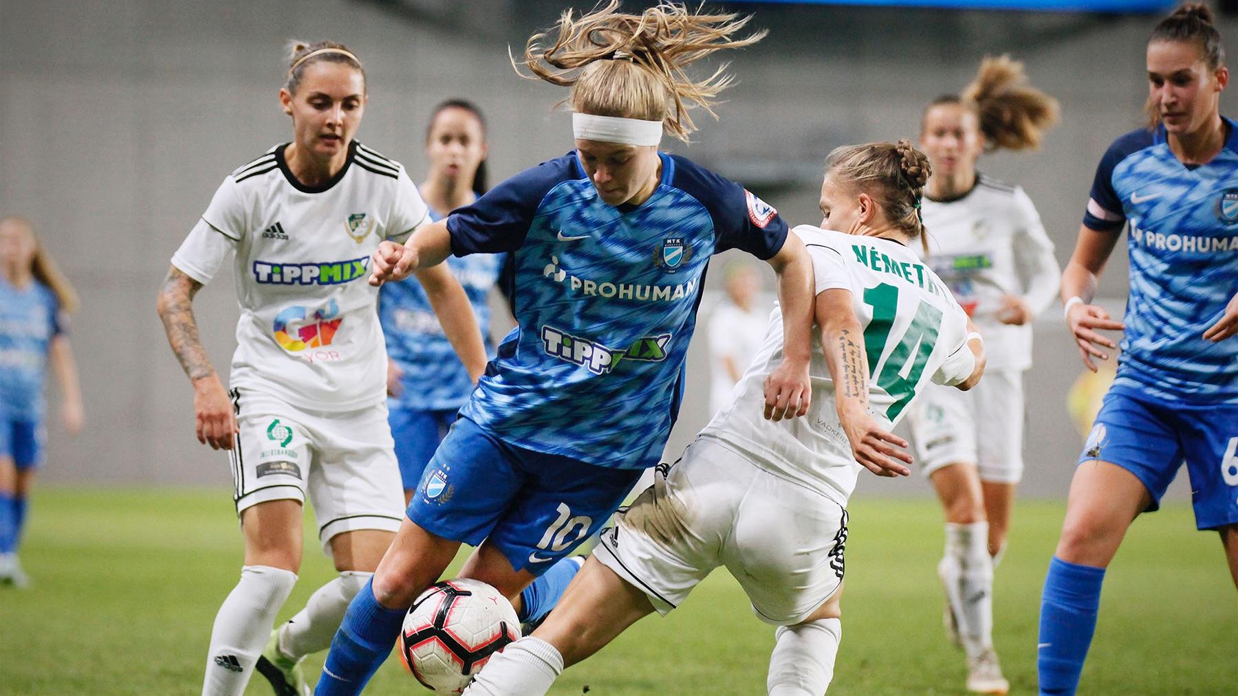Képgaléria: MTK Budapest - ETO FC Győr 2-2