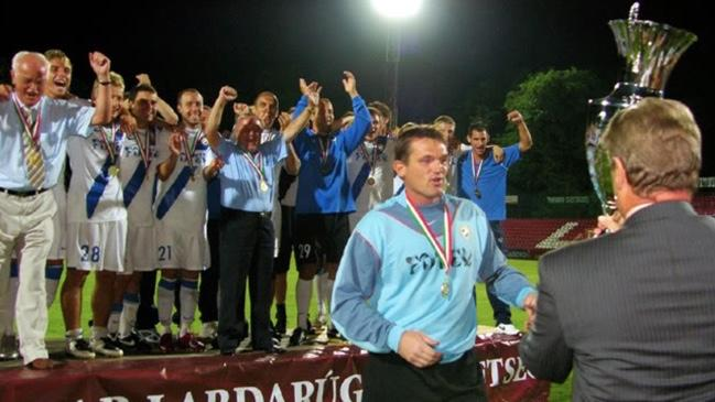Ezen a napon lett csapatunk másodszor a Magyar Szuperkupa győztese