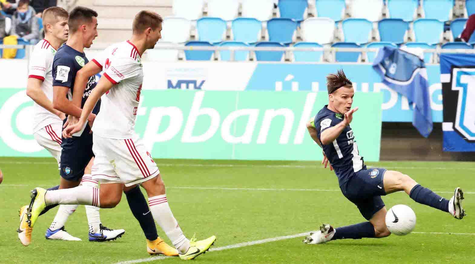 MTK Budapest - Kisvárda FC 1-1 (képgaléria)