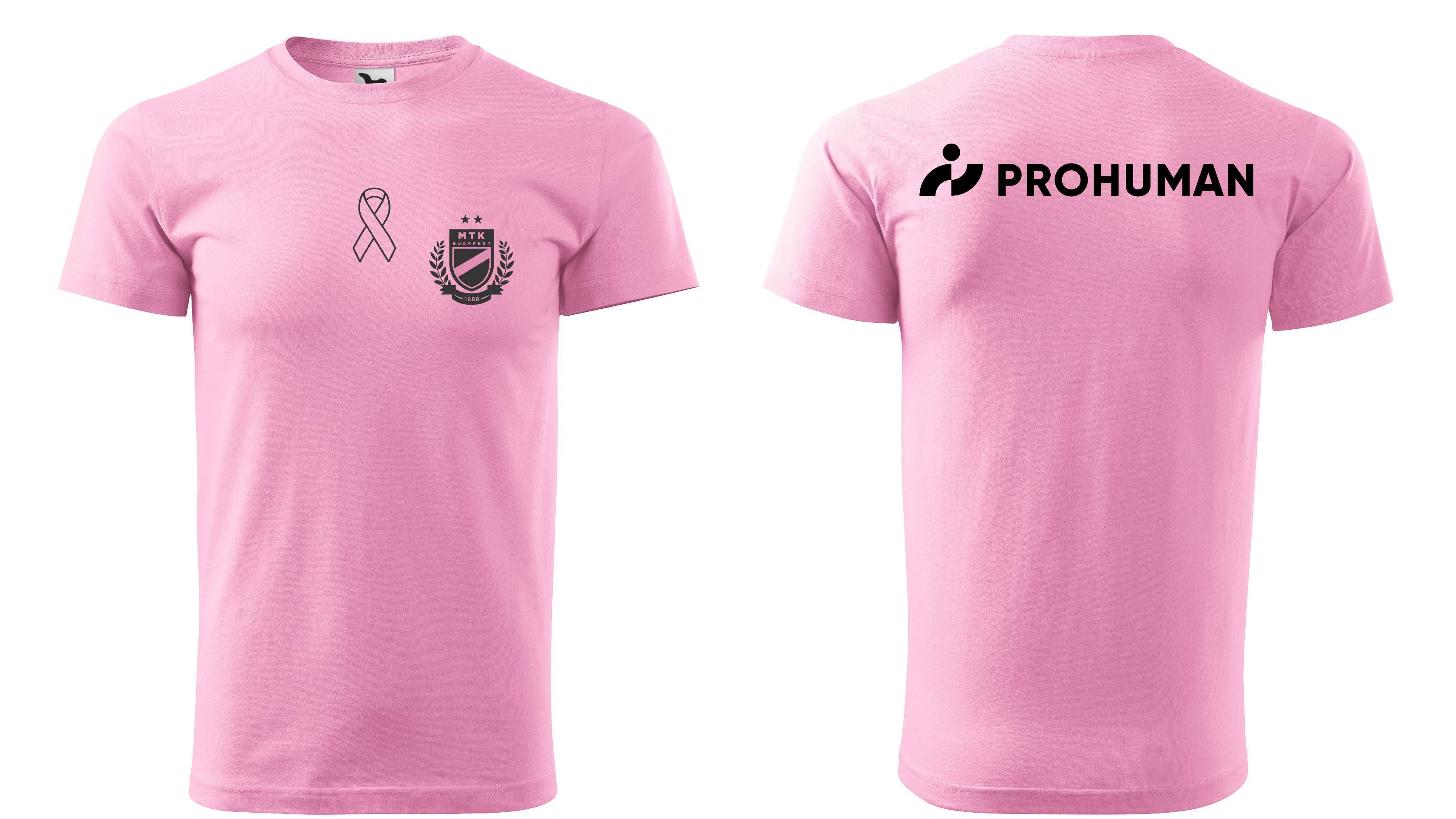 Küzdelem a mellrák ellen - Csatlakoztunk a Rózsaszín Október mozgalomhoz