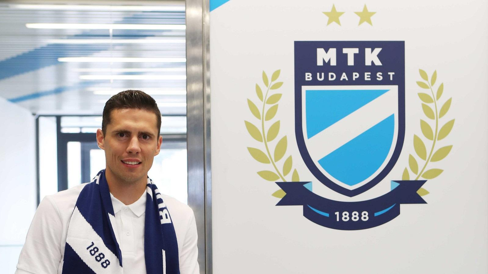 """""""Gyorsan igent mondtam a sportigazgató és a vezetőedző hívására"""" – Balázs bemutatkozott (videó)"""