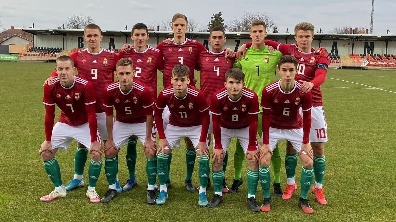 U18-as válogatott: Itt nézhető a Románia elleni mérkőzés