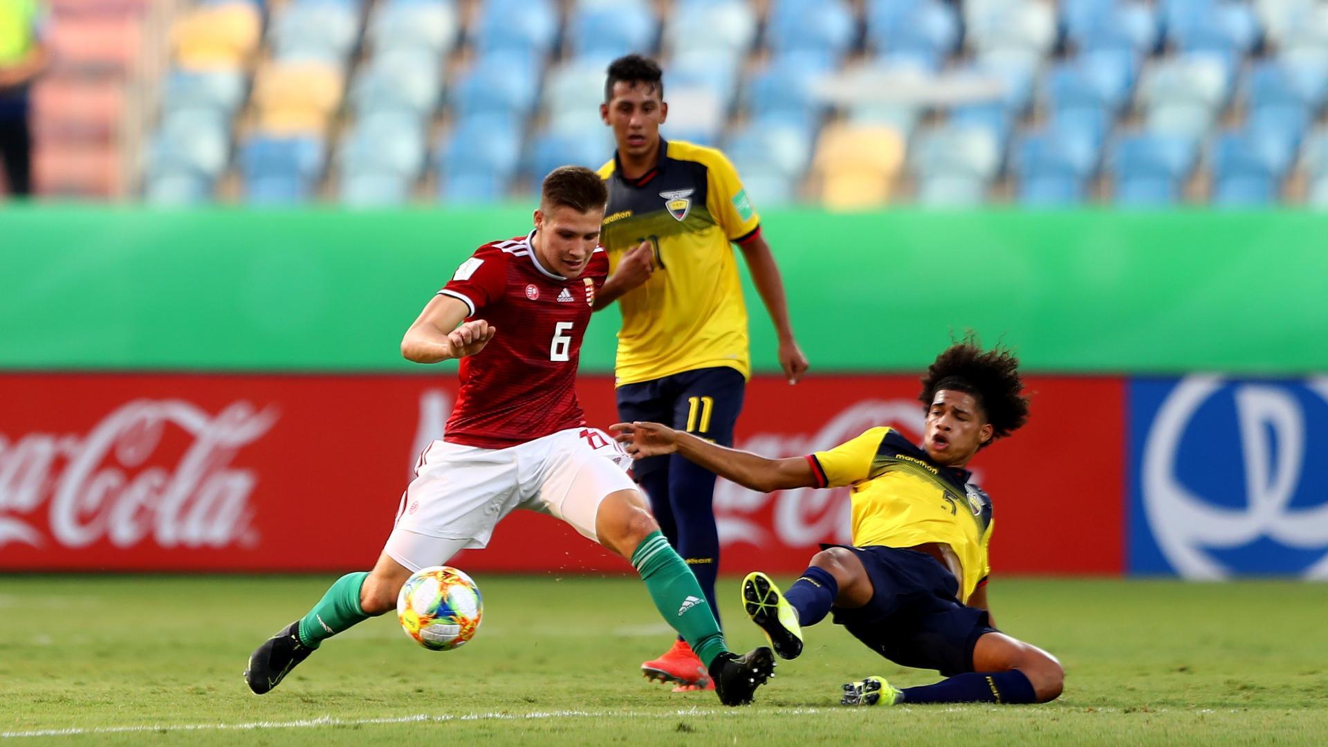 Három játékosunkra számítanak az U19-es válogatottban