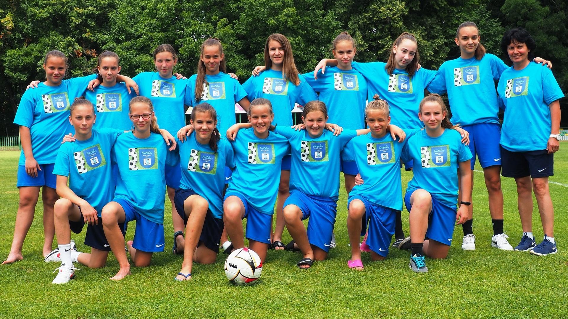 Edzőtáborban járt U14-es csapatunk (képgaléria)